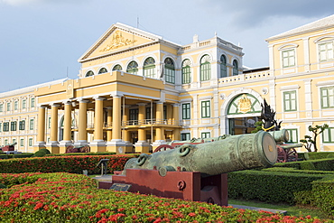 Ministry of Defence building in Bangkok, Thailand, Southeast Asia, Asia