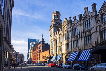 The Albert Hall in Manchester city centre, Manchester, England, United Kingdom, Europe