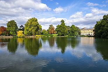 Royal Botanic Gardens (Kew Gardens), UNESCO World Heritage Site, Kew, Greater London, England, United Kingdom, Europe