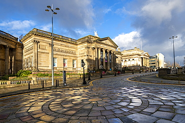 The Walker Art Gallery, Liverpool, Merseyside, England, United Kingdom, Europe