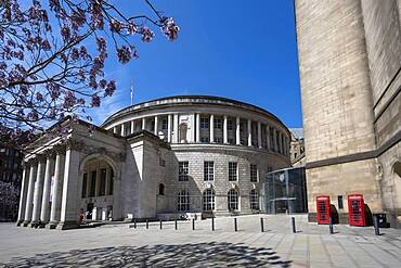 The Manchester Library, Manchester, England, United Kingdom, Europe