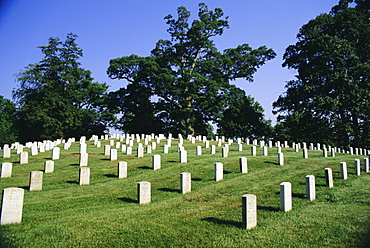 Arlington Cemetery, Virginia, USA, North America