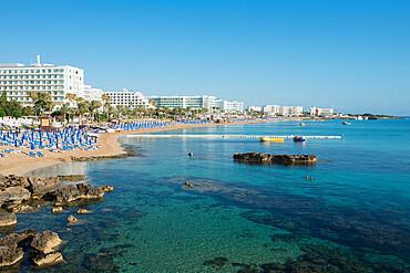 Protaras Beach, Cyprus, Mediterranean, Europe