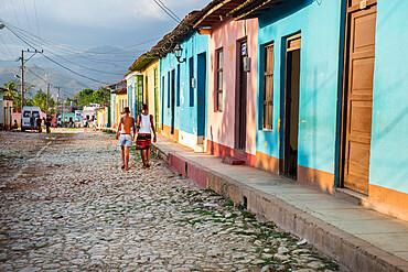 Trinidad, UNESCO World Heritage Site, Sancti Spiritus, Cuba, West Indies, Central America