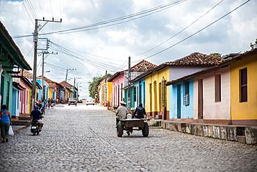 Trinidad, Sancti Spiritus, Cuba, West Indies, Central America