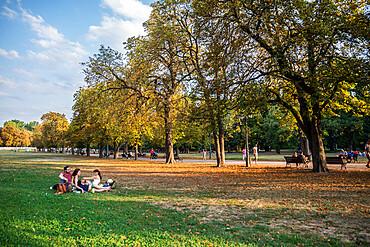 Park Doktorska Gradina, Doctor's Garden, Sofia