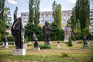 Museum of Socialist Art sculpture park, Sofia