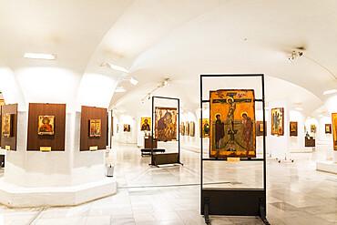 Alexander Nevsky Crypt Icon museum, Sofia
