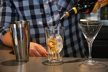 Bar Cocktail.