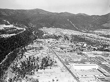 Los Alamos, 1950