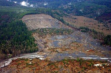 Washington Landslide, 2014