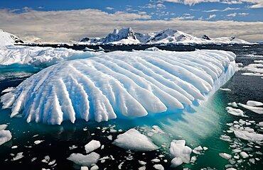 Icebergs, Antarctica