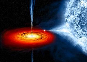 Cygnus X-1, Stellar Black Hole