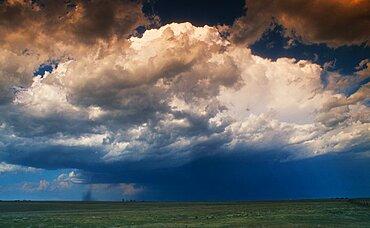 Tornado Beneath Thunderstorm