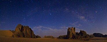 Sky over The Sahara