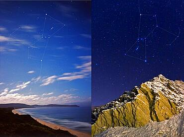 Sky of Opposite Hemispheres