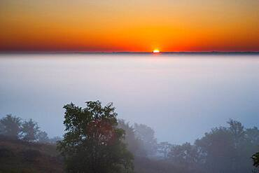 Loess Hills Fog
