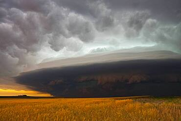 Severe Nebraska Storm