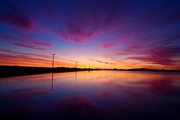 Flood at Sunrise