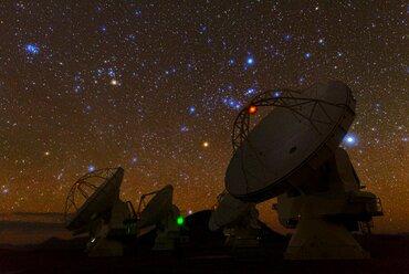 ALMA Radio Astronomy