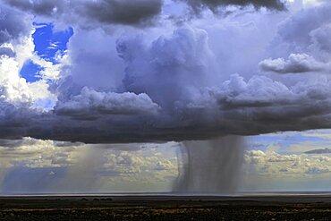 Rainclouds, Kenya