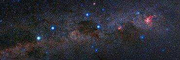 Southern Stars over Atacama Desert, Chile