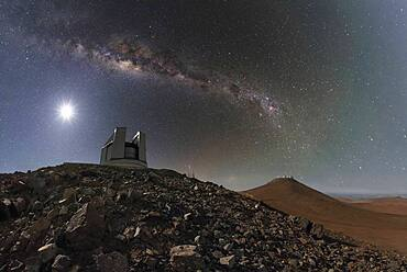 Astronomy in Atacama Desert