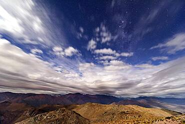 Carina Nebula and Southern Cross, Chile