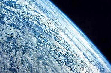 Atlantic Ocean, ISS View