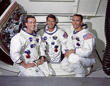 Apollo 7 Prime Crew, 1968