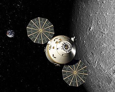 Orion spacecraft