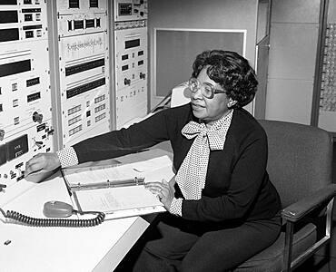 Mary Jackson, American Mathematician and Aerospace Engineer
