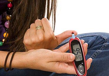 Diabetes, Blood Glucose Test