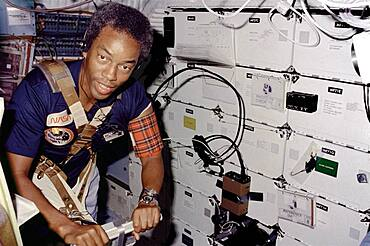 Guy Bluford, American Astronaut