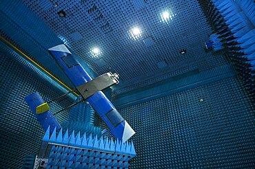 Drone antenna testing