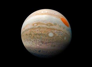 Jupiter's Southern Hemisphere