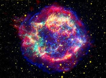 Cassiopeia A, Cas A, Supernova Remnant