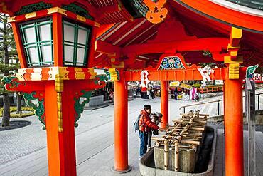Fushimi Inari-Taisha sanctuary,Kyoto, Japan