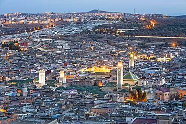 Skyline, Fez. Morocco