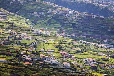 landscape, around Camara de Lobos, Madeira, Portugal