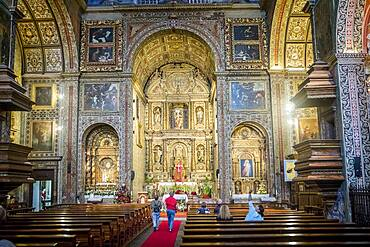 Igreja de Sao Joao Evangelista, Funchal,Madeira, Portugal