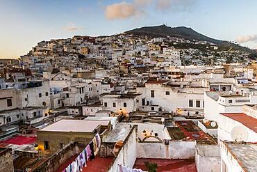 Medina, UNESCO World Heritage Site,Tetouan, Morocco