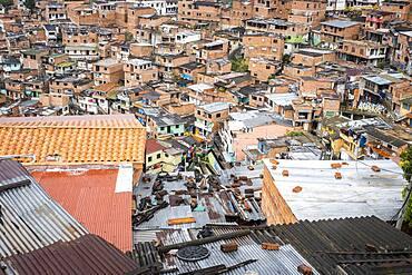Views, Comuna 13, Medellín, Colombia