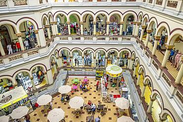 National Palace Mall, Centro Comercial Palacio Nacional, shopping, interior, Medellin, Colombia
