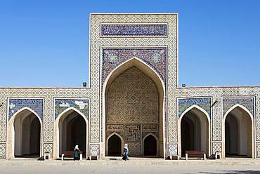 Courtyard, Kalon Mosque, Old Town, Bukhara, Uzbekistan
