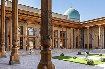 Hazroti Imom Friday Mosque, Tashkent, Uzbekistan