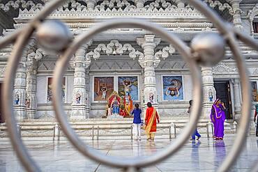 Prem Mandir ( love temple) Temple of Divine Love, Vrindavan, Mathura, Uttar Pradesh, India