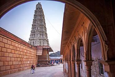 Rangaji Temple ( Ranganath Temple ), Vrindavan, Mathura, Uttar Pradesh, India