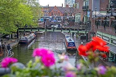 Birmingham Canal, Old Line, Birmingham, England
