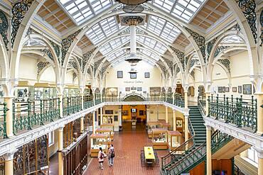 Birmingham Museum & Art Gallery, Industrial Gallery, Chamberlain Square, Birmingham